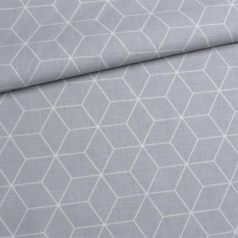 tessuto-di-cotone-rombo-grigio