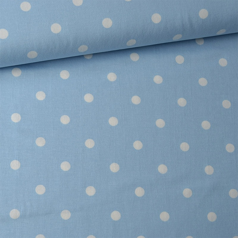 tessuto-jersey---1-cm-puntini-bianchi-su-sfondo-blu-chiaro