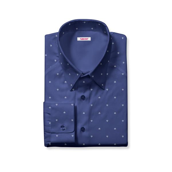 tessuto-di-cotone-premium-modello-folk-cicmany-blu