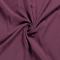 Mussola / doppia garza di cotone - viola