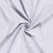 Mussola / doppia garza di cotone blu chiaro