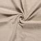 Spugna di cotone beige
