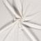 Mussola/doppia garza di cotone - ecru con puntini dorati