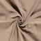 Mussola / doppia garza di cotone marrone