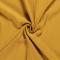 Mussola / doppia garza di cotone - senape