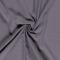 Mussola / doppia garza di cotone grigio scuro