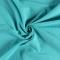 Mussola / doppia garza di cotone foresta turchese