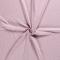 Mussola / doppia garza di cottone - lila con puntini di oro