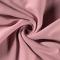 Fleece di cotone premium - rosa antico