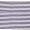 Tessuto jersey - banda bianco-grigio