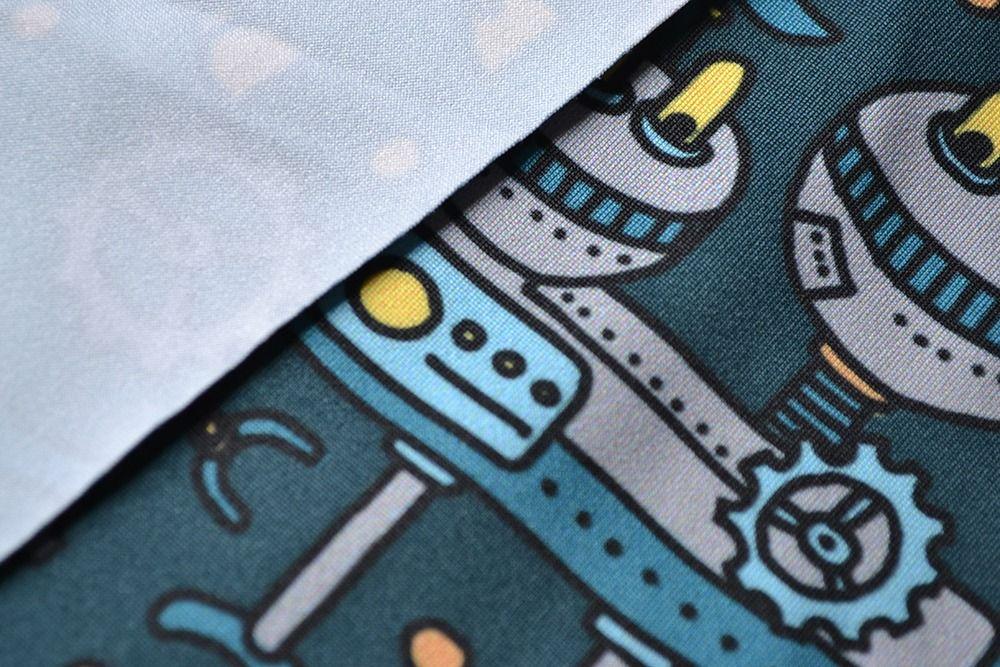 tessuto-per-costumi-da-bagno,-abbigliamento-fitness-robots-petrolio-by-takoy®