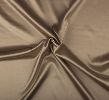 tessuto-di-raso-elasticizzato-marrone-chiaro