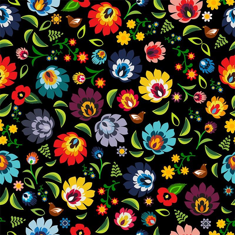 -ortalion-con-strato-inferiore-impermeabile---folk-flowers-black
