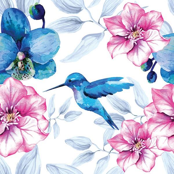 tessuto-stampato-poliestere-impermeabile-td/ns-colibrì