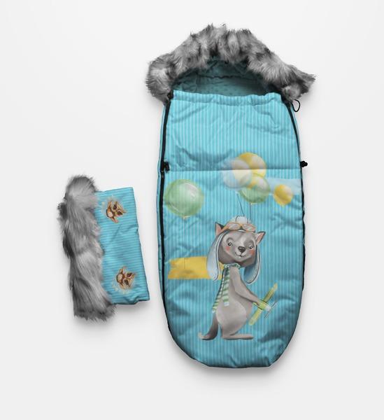 pannello-per-sacco-termico-in--poliestere-impermeabile-155x105-disegno-dolce-lupo-blu
