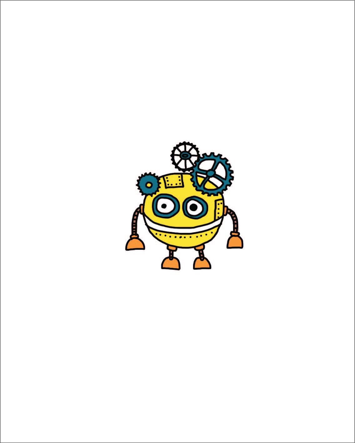 tessuto-jersey-pannello-l-40x50-robot-bobek