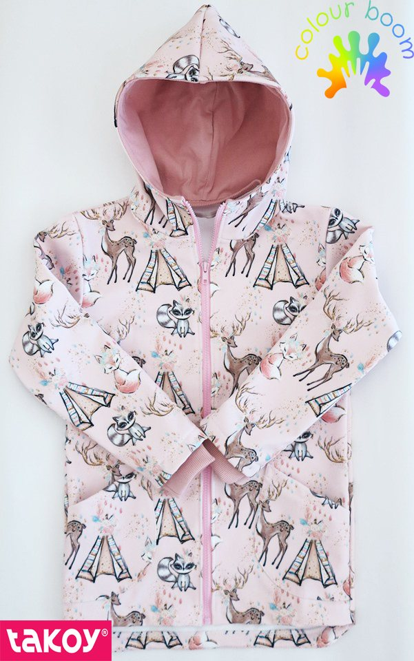 softshell-invernale---indiana-girl-pink