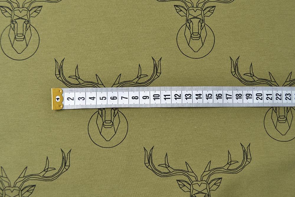 tessuto-jersey---deer-oliva-by-takoy®