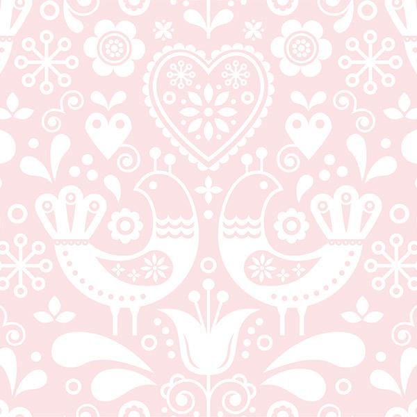 tessuto-poliestere-impermeabile-stampato-td/ns-uccelli-bianchi-su-rosa-cipria