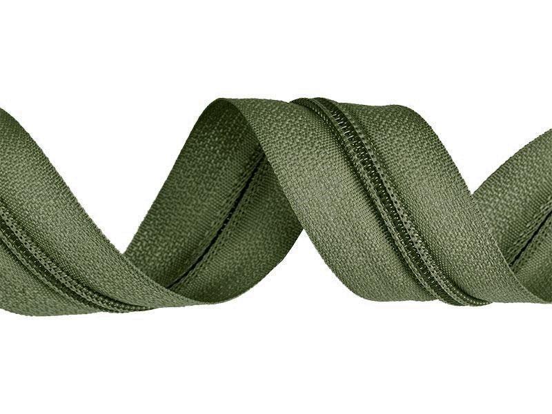 cerniera-al-metro-da-3-mm---oliva