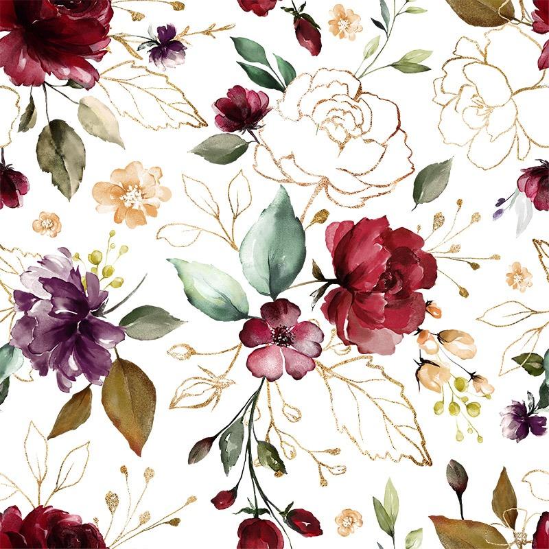 lino-fiori-d'oro